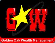 Golden Oak Wealth Management Logo - Entry #66