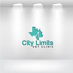 City Limits Vet Clinic Logo - Entry #177