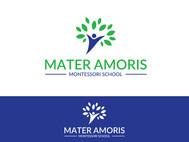 Mater Amoris Montessori School Logo - Entry #488