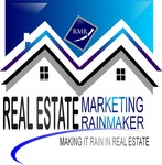 Real Estate Marketing Rainmaker Logo - Entry #4