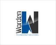 Worden Technology Solutions Logo - Entry #107