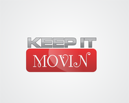 Keep It Movin Logo - Entry #62