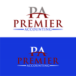 Premier Accounting Logo - Entry #225