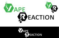 Vape Reaction Logo - Entry #6