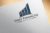 First Financial Inv & Ins Logo - Entry #87
