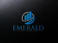 Emerald Tide Financial Logo - Entry #166