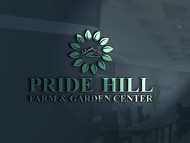Pride Hill Farm & Garden Center Logo - Entry #25