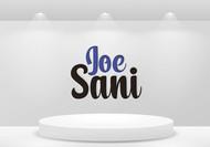 Joe Sani Logo - Entry #139