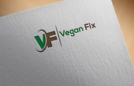 Vegan Fix Logo - Entry #170