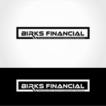 Birks Financial Logo - Entry #208