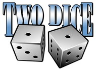 Two Dice Logo - Entry #22