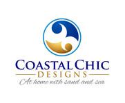Coastal Chic Designs Logo - Entry #89