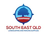 South East Qld Landscaping and Fencing Supplies Logo - Entry #103