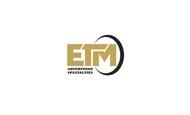 ETM Advertising Specialties Logo - Entry #154