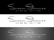 Susan Strauss Design Logo - Entry #234