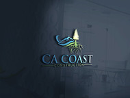 CA Coast Construction Logo - Entry #275