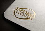 Rock Ridge Wealth Logo - Entry #274