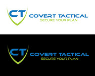 Covert Tactical Logo - Entry #5