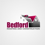 Bedford Roofing and Construction Logo - Entry #75