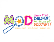 santa cruz children's museum of discovery  MOD Logo - Entry #14