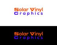 Solar Vinyl Graphics Logo - Entry #131