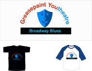 Greasepaint Youtheatre Logo - Entry #95