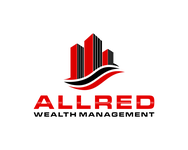 ALLRED WEALTH MANAGEMENT Logo - Entry #580