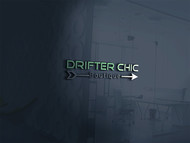 Drifter Chic Boutique Logo - Entry #290