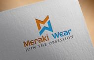 Meraki Wear Logo - Entry #133