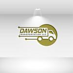 Dawson Transportation LLC. Logo - Entry #107