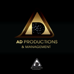 Corporate Logo Design 'AD Productions & Management' - Entry #132