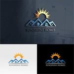 Sunshine Homes Logo - Entry #206