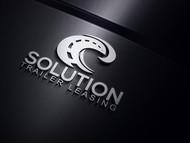 Solution Trailer Leasing Logo - Entry #258