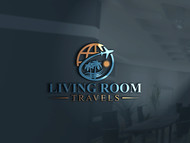 Living Room Travels Logo - Entry #30