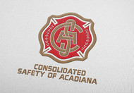 Consolidated Safety of Acadiana / Fire Extinguisher Sales & Service Logo - Entry #146