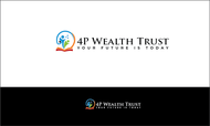 4P Wealth Trust Logo - Entry #302