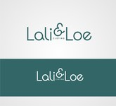 Lali & Loe Clothing Logo - Entry #100