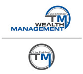 T.M. Wealth Management Logo - Entry #107