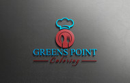 Greens Point Catering Logo - Entry #101