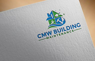 CMW Building Maintenance Logo - Entry #602