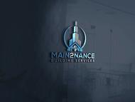 MAIN2NANCE BUILDING SERVICES Logo - Entry #123