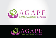 Agape Logo - Entry #142