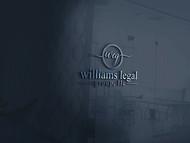 williams legal group, llc Logo - Entry #114