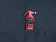 Acadiana Fire Extinguisher Sales and Service Logo - Entry #79
