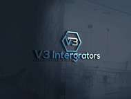 V3 Integrators Logo - Entry #45