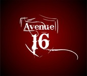 Avenue 16 Logo - Entry #25