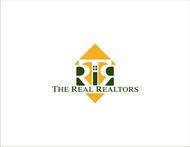 The Real Realtors Logo - Entry #138