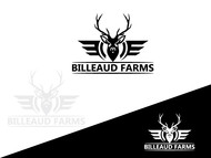 Billeaud Farms Logo - Entry #100