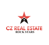 CZ Real Estate Rockstars Logo - Entry #44