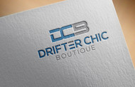 Drifter Chic Boutique Logo - Entry #387